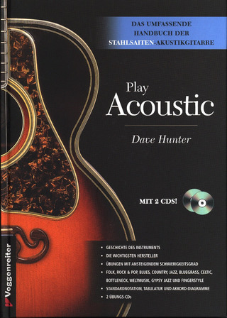 Hunter Dave: Play Acoustic