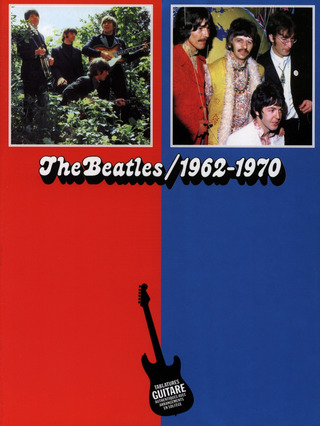 The Beatles: Beatles 1962-1966 & 1967-1970 Tab