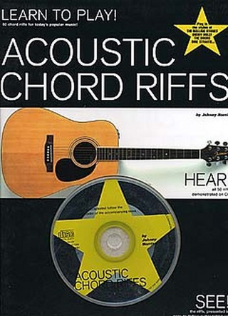 Norris Johnny: Acoustic Chord Riffs