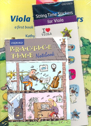David Blackwell et al.: Viola Time Student Pack