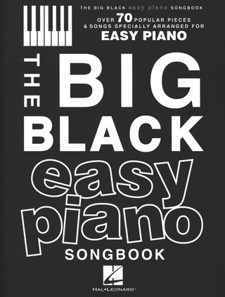 The Big Black Easy Piano Songbook