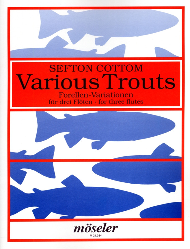 Sefton Cottom: Various Trouts