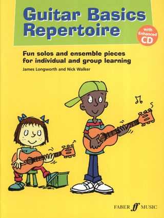 James Longworth et al.: Guitar Basics Repertoire