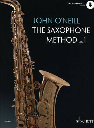 John O'Neill: The Saxophone Method 1