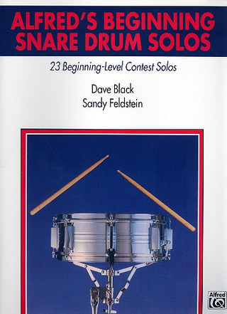 Black Dave + Feldstein Sandy: Alfred's Beginning Snare Drm Solos