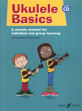 Ron Manus / L. C. Harnsberger: Alfred's Basic Ukulele Method 1