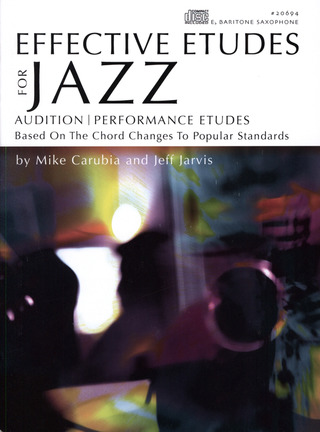 Carubia Mike + Jarvis Jeff: Effective Etudes For Jazz