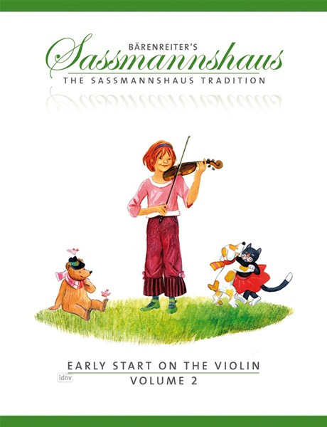 Egon Saßmannshaus: Early Start On The Violin 2 (0)