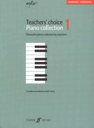 EPTA Teacher's Choice Piano Collection 1