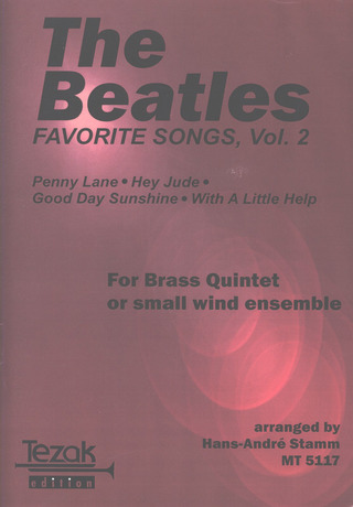 The Beatles: Favorite Songs 2