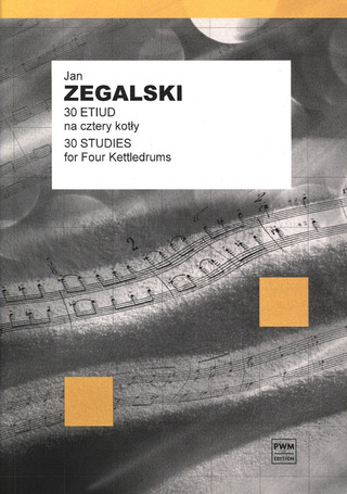 Jan Zegalski: 30 Studies