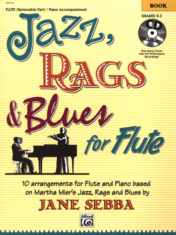 Martha Mier: Jazz Rags & Blues