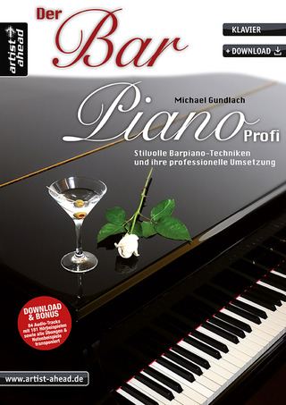 Michael Gundlach: Der Bar Piano – Profi