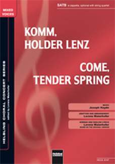 Joseph Haydn: Komm Holder Lenz