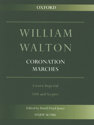 William Walton: Coronation Marches
