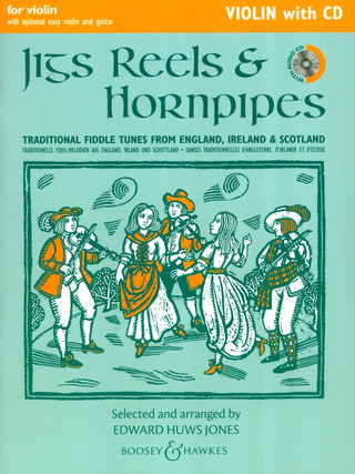 Edward Huws Jones: Jigs, Reels & Hornpipes