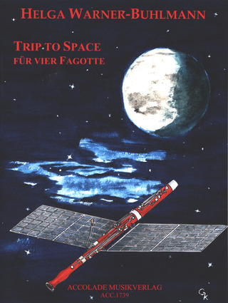 Helga Warner-Buhlmann: Trip to Space