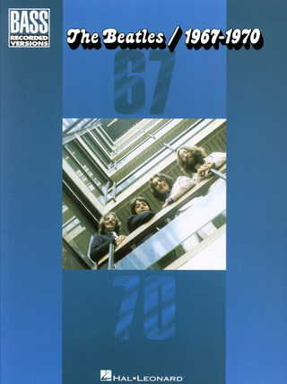 The Beatles: Bass Recorded 1967-1970 - Blau
