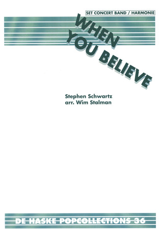 Stephen Schwartz: When You Believe