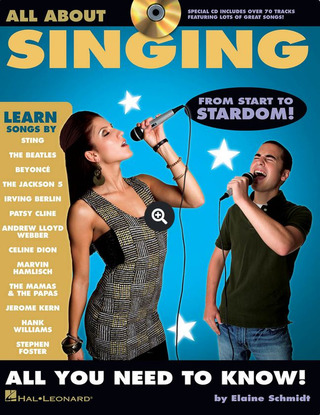 Elaine Schmidt: All about Singing
