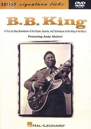 B.B. King: King, B. B. Guitar Signature Licks Dvd