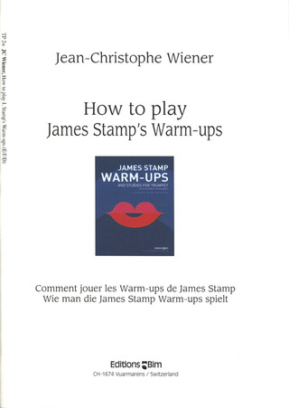 Jean-Christophe Wiener: How to play James Stamp's Warm-ups
