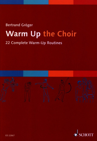 Bertrand Gröger: Warm Up the Choir