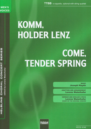 Joseph Haydn: Komm, holder Lenz