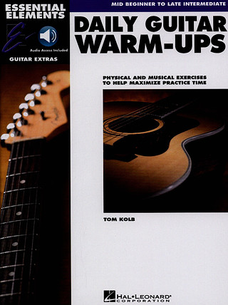 Tom Kolb: Daily Guitar Warm-Ups