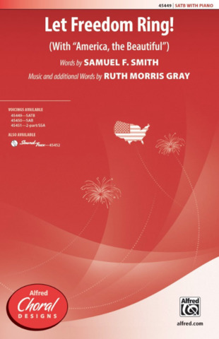 Ruth Morris Gray: Let Freedom Ring!