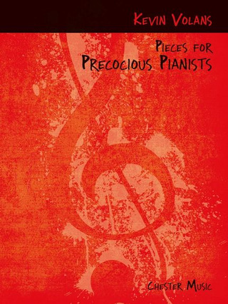 Kevin Volans: Pieces for Precocious Pianists