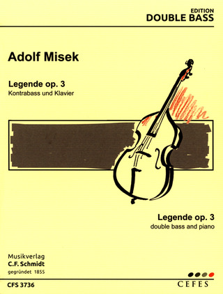 Misek Adolf: Legende Op 3