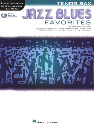 Jazz Blues Favorites (Tenorsaxophon)
