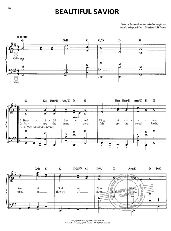 Hymns for Accordion (3)