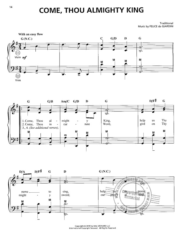 Hymns for Accordion (4)