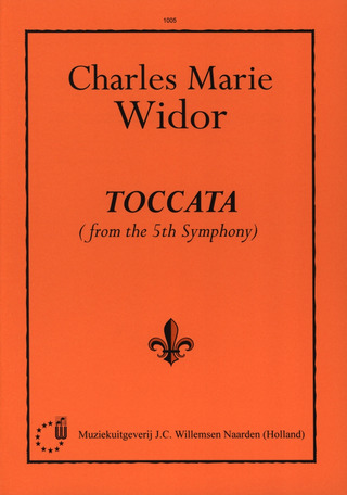 Charles Marie Widor: Toccata from Symphony no.5 op.42