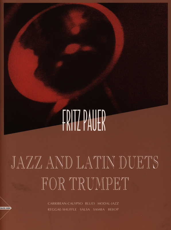Pauer Fritz: Jazz And Latin Duets For Trumpet