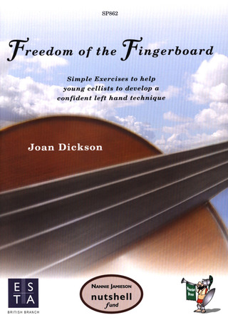 Dickson Joan: Freedom Of The Fingerboard