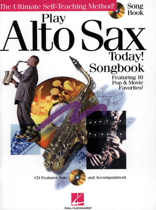Play Alto Sax Today! - Songbook