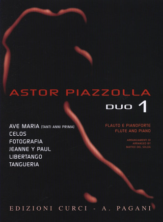 Astor Piazzolla: Astor Piazzolla for Duo 1
