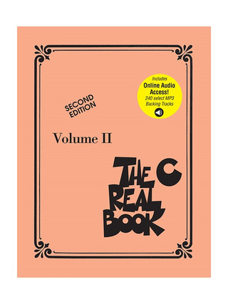 The Real Book - Volume 2: Second Edition (Book/Online Audio)