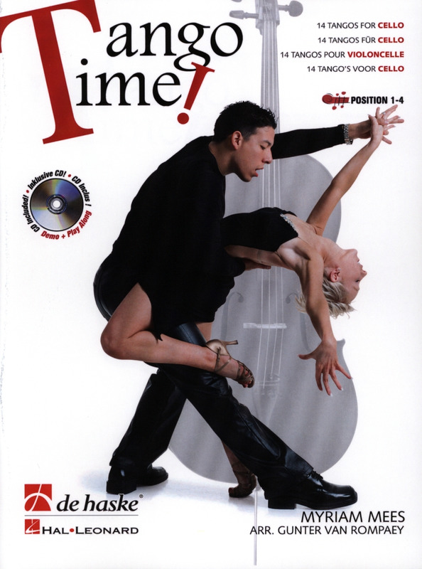 Myriam Mees: Tango Time!