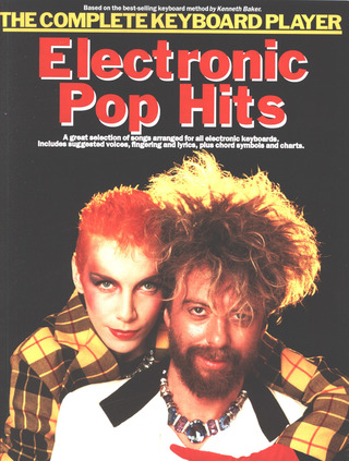 Complete Keyboard Player: Electronic Pop Hits Kbd Book