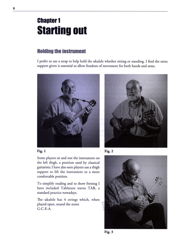 Colin Tribe: Discovering Fingerstyle Ukulele 1 (1)
