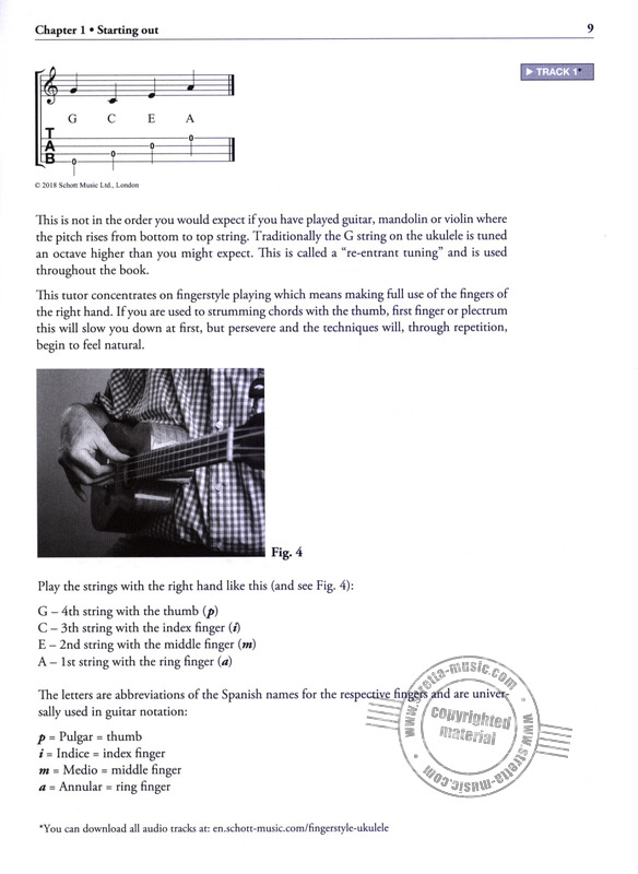 Colin Tribe: Discovering Fingerstyle Ukulele 1 (2)