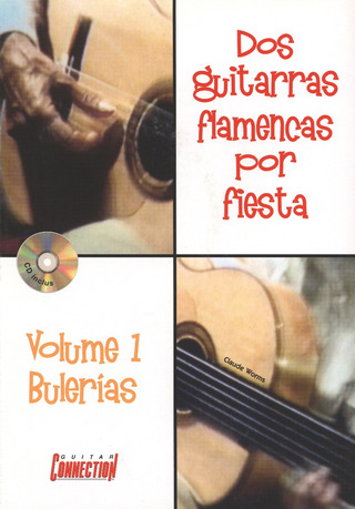 Claude Worms: Dos guitarras flamencas por fiesta 1