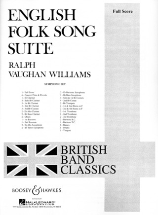 Ralph Vaughan Williams: English Folk Song Suite