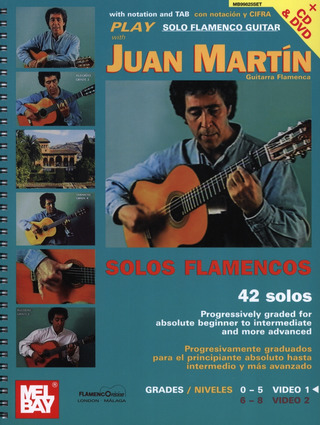 Juan Martín: Play Solo Flamenco Guitar with Juan Martin