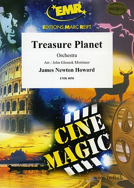 Howard, J.N.: Treasure Planet