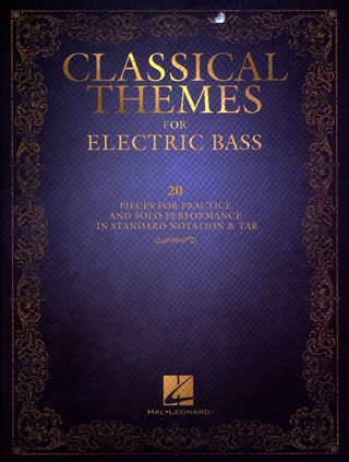 Mark Phillips: Classical Themes For Electric Bass